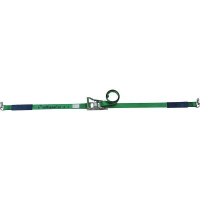 allsafeベルト荷締機エアラインレール用ラチェット式ラッシングベルトDS-R(1本) R5DSR14 4795202