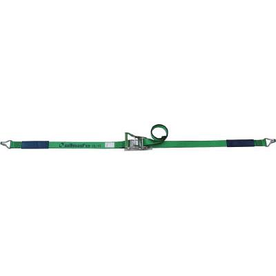 allsafe ベルト荷締機 ラチェット式ナローフック仕様(重荷重)(1本) R5N15 4795288