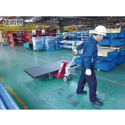 ビシャモン ハンドパレットトラック 標準式(1台) BM11M 5092493