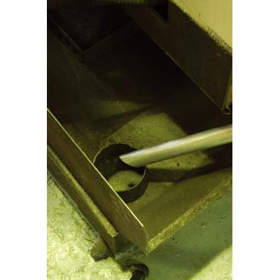 アクアシステム 吸入専用 エア式ドラムポンプ オイル 廃油 回収(1台) APDQ25 3821200