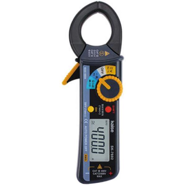 カイセ:交流専用 クランプメーター SK-7602