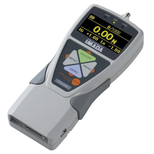 イマダ:デジタルフォースゲージ 50K・新 ZTS-500N