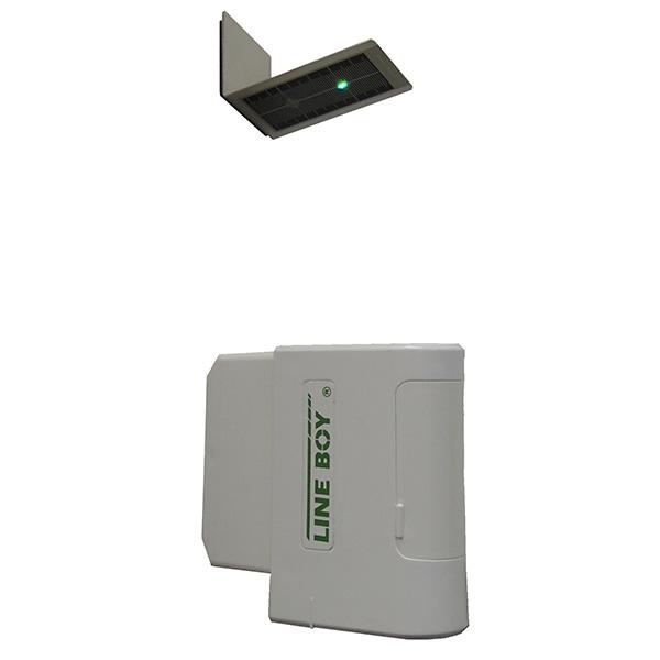 LBコア:ラインボーイUポイント緑 ピカッと目盛付セット(レーザー下げ振り) LB-DPV1503GP