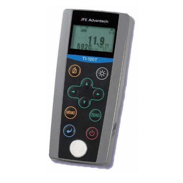 JFEアドバンテック:超音波厚さ計/大容量データメモリー付 TI-120T