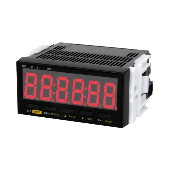 日本電産シンポ:デジタルパネル形回転計 DT-501XA
