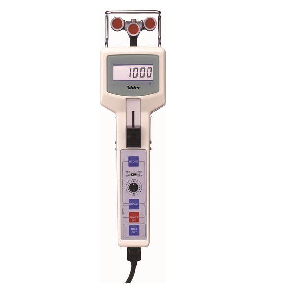 日本電産シンポ:テンションメーター(V溝ローラ) DTMX-10C