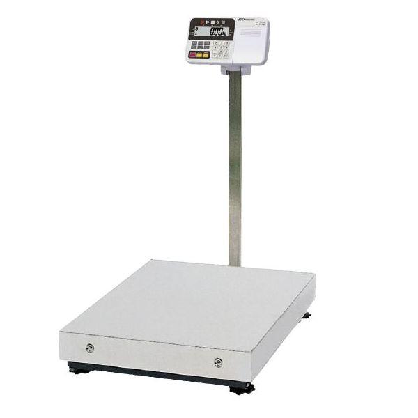 A&D:検定付大型台はかり(標準) HV-600KC-K