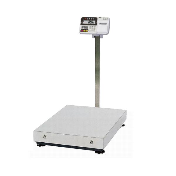 A&D:検定付大型台はかり(内蔵プリンタ付) HV-300KCP-K