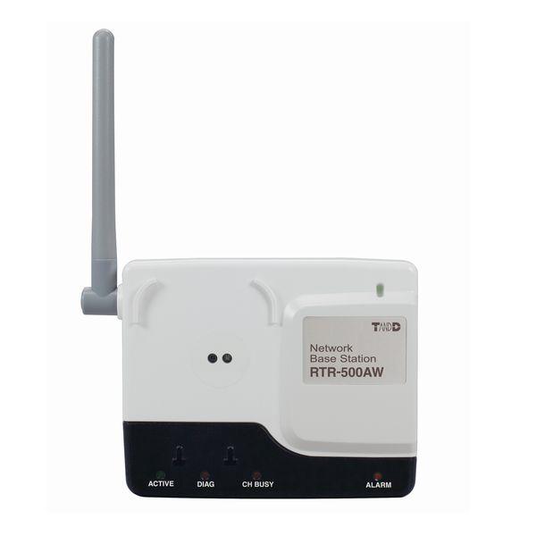 <title>テイアンドデー おんどとり データロガー 4589413190516 T 永遠の定番モデル D:ネットワークベースステーション 無線LAN RTR-500AW</title>