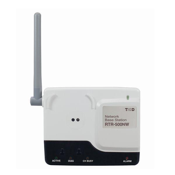 T&D:ネットワークベースステーション 有線LAN RTR-500NW