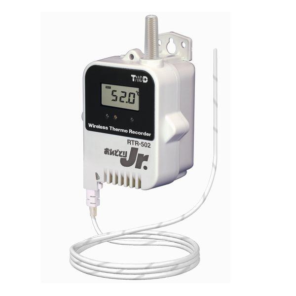 T&D:小型データロガー 子機・温度1CH RTR-502L
