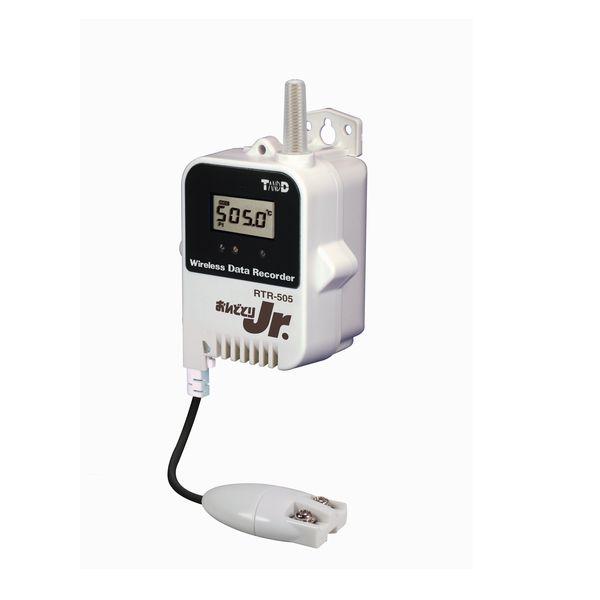 T&D:小型データロガー 子機・温度1CH(PT) RTR-505-PTL