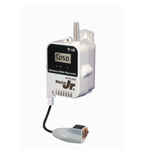 T&D:小型データロガー 子機・電圧1CH RTR-505-VL