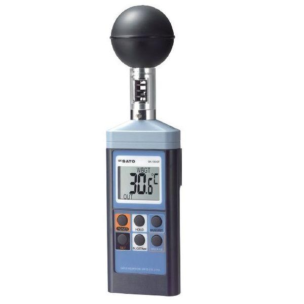 佐藤計量器:熱中症暑さ指数計 8310-00・JIS B7922準拠 SK-150GT