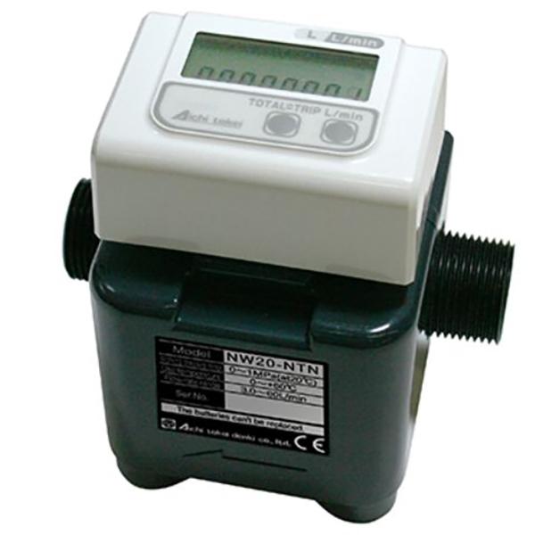 愛知時計電機:ND型流量センサー(瞬時・積算表示) NW20-NTN