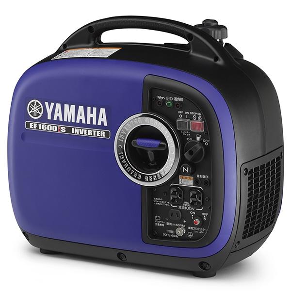 YAMAHA(ヤマハ):発電機 (インバーター)(50Hz60Hz切替タイプ) EF1600iS