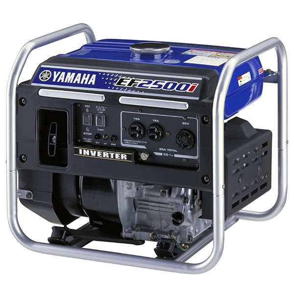 YAMAHA(ヤマハ):発電機 (インバーター)(50Hz60Hz切替タイプ) EF2500i