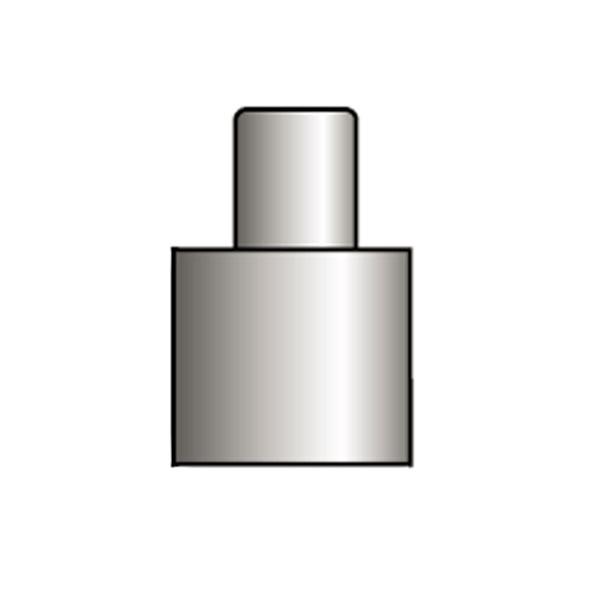 makita(マキタ):ストレート替刃25ミリ用10入り A-06389