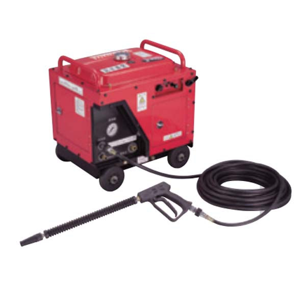 【代引不可】makita(マキタ):エンジン高圧洗浄機(防音型) EHW153S