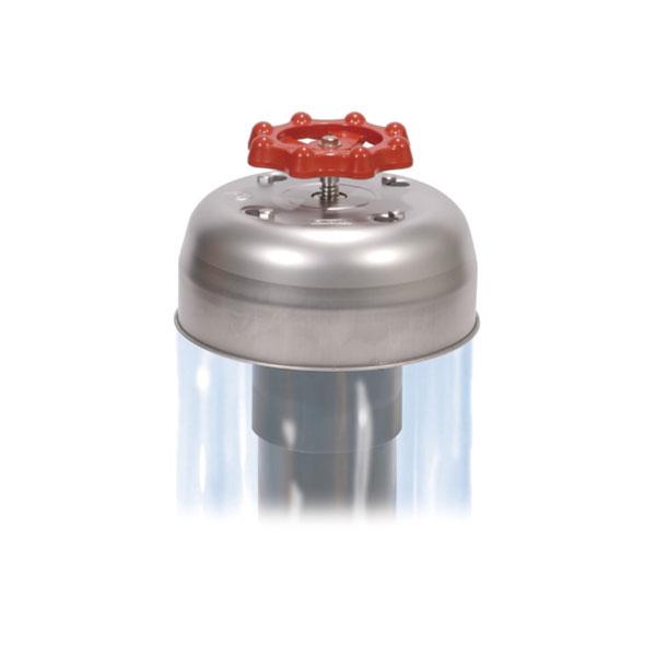 マサル工業:フィールドバルブ75 丸ハンドル v5104 農業 潅水資材 配管