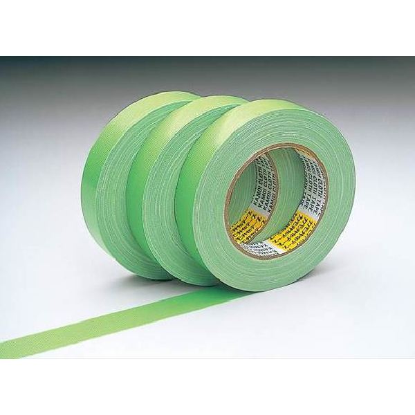 カモ井加工紙:布粘着テープNo.6800 100mm×25m (18個セット)