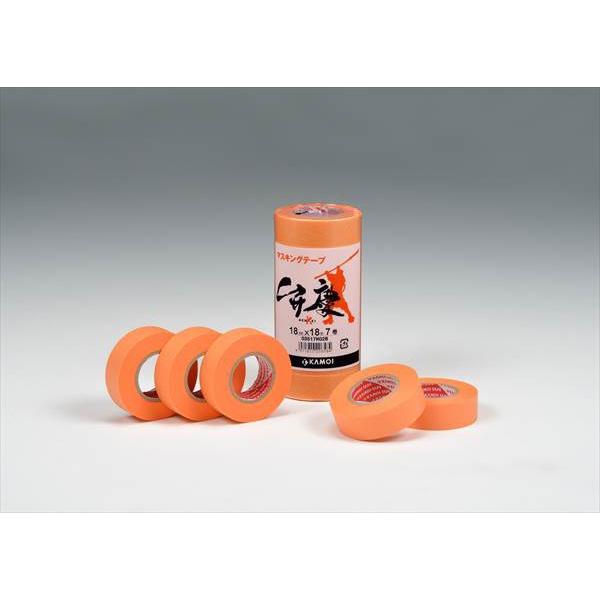 カモ井加工紙:弁慶 BENKEI 20mm×18m 大箱(600個セット)