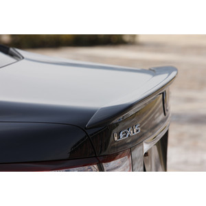 【代引不可】M'zSPEED(エムズスピード):レクサス LS600hL  LS600h プルシアンブルーエアロ トランクスポイラー 塗装済