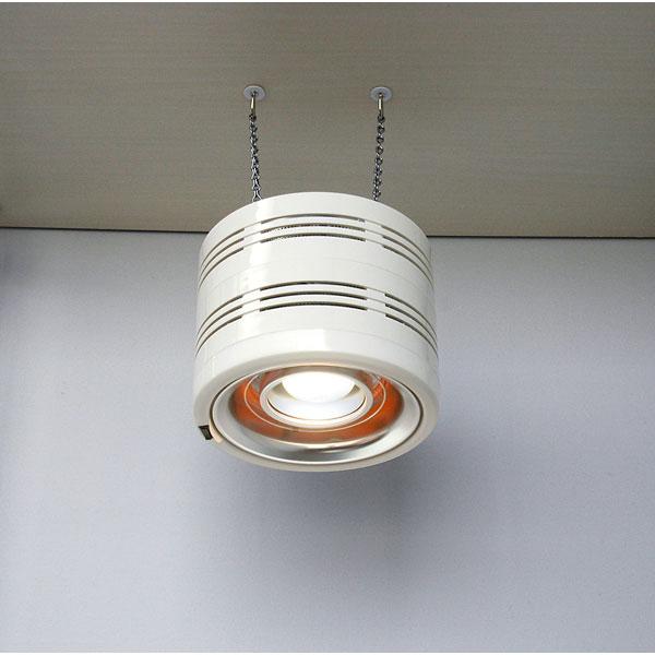 パアグ:ヒーター内蔵型天井照明 ・pocapica2(吊り下げ型) P14P04G