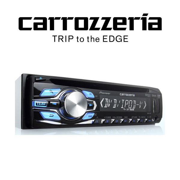 carrozzeria(カロッツェリア):DVD-V/VCD/CD/USB/チューナーメインユニット DVH-570