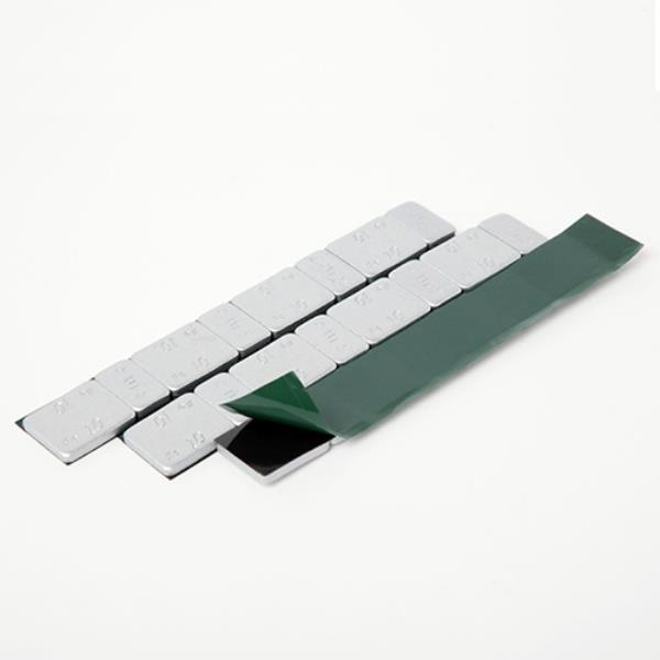 PIT:鉄製5+10G刻み板ウェイト箱入3KG黒テープ 3KG×8箱 Y-333S5-10-8
