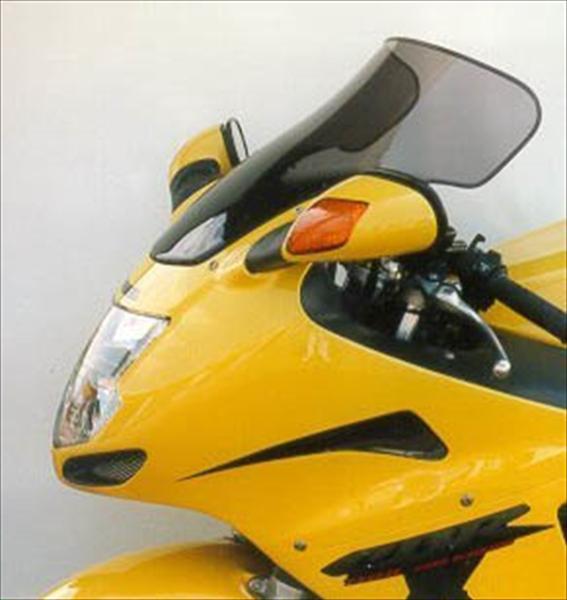 MRA(エムアールエー):バイク スクリーン ツーリング グラデーション付 CBR1100XX(97-07)用 クリア MT007C