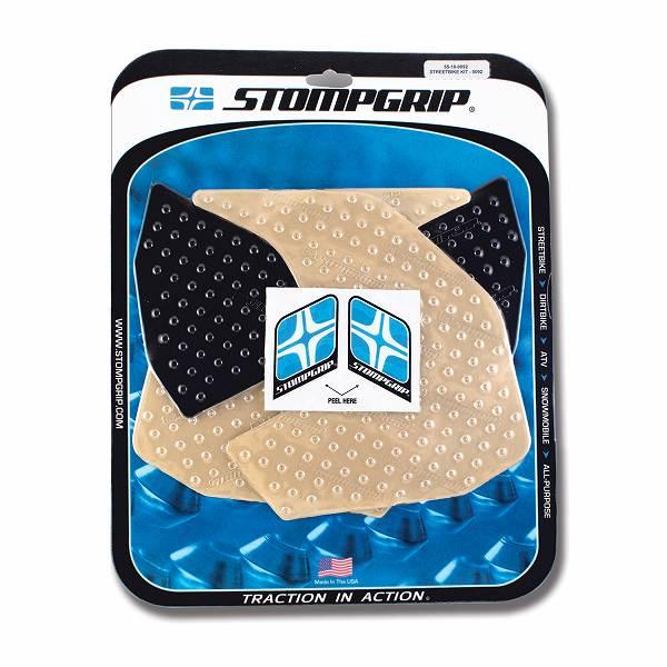 STOMPGRIP(ストンプグリップ):トラクションパッド タンクキット MT-09 55-10-0092