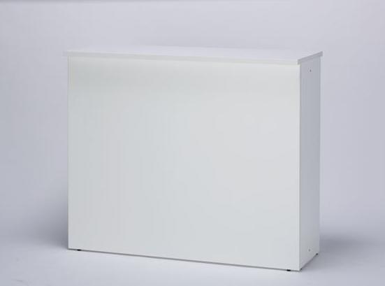 【代引不可】アール・エフ・ヤマカワ:ハイカウンター W1200xD450 ホワイト RFHC-1200W