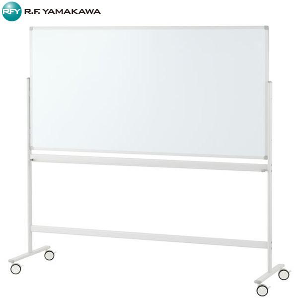 【代引不可】アール・エフ・ヤマカワ:ホワイトボード1800×900 片面 ホワイト SHWB-1890ASWH2L