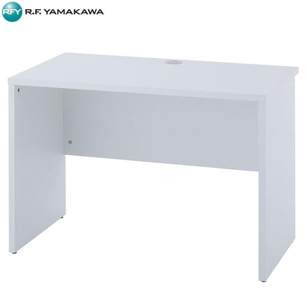 【法人限定】アール・エフ・ヤマカワ:ノルム 木製デスク2 W1000xD600 ホワイト Z-RFPLD-1060W2