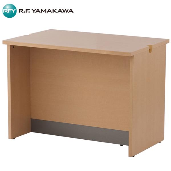 【代引不可】アール・エフ・ヤマカワ:ノルム ローカウンター2W900xD600 ナチュラル Z-SHLC-900NA2