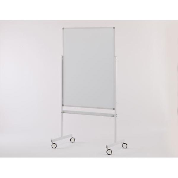 【代引不可】アール・エフ・ヤマカワ:縦型ホワイトボード W900xH1200 ホワイト Z-SHWB-9012ASWH