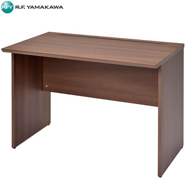 【法人限定】アール・エフ・ヤマカワ:RF木製デスク W1000×D600 ダーク RFWD-1060DB