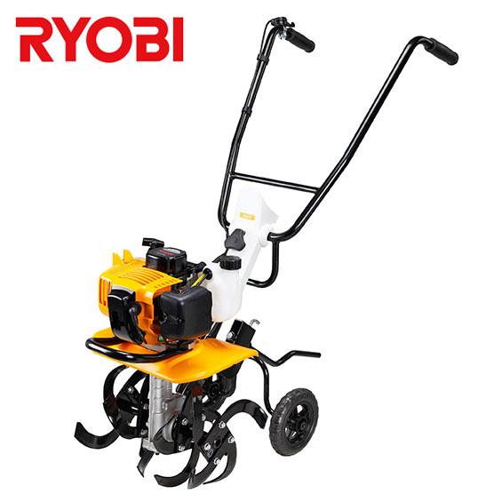 リョービRYOBI:エンジン耕うん機カルチベータ Kスタート付 2サイクルエンジン RCVK-4300
