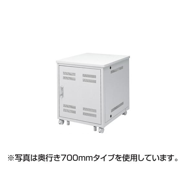【代引不可】【受注生産品】サンワサプライ:サーバーデスク(W600×D800) ED-CP6080