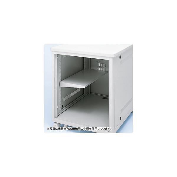 【代引不可】【受注生産品】サンワサプライ:中棚(ハーフ、ED-CP6080用)) ED-CPN60L