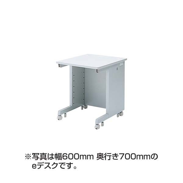 【代引不可】【受注生産品】サンワサプライ:eデスク(Wタイプ) ED-WK6050N