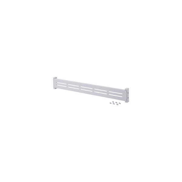 【代引不可】【受注生産品】サンワサプライ:eラックモニター用バー(W1000) ER-100MB