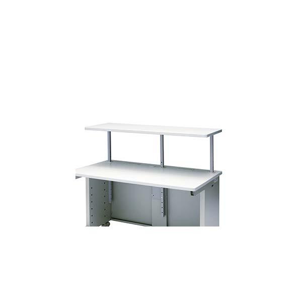 【代引不可】【受注生産品】サンワサプライ:サブテーブル EST-125N