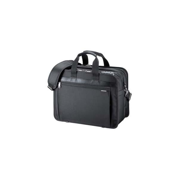 サンワサプライ:モバイルプリンタ/プロジェクターバッグ BAG-MPR3BKN