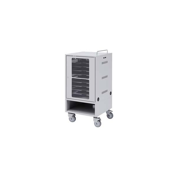 【代引不可】サンワサプライ:タブレット収納保管庫(10台収納) CAI-CAB23