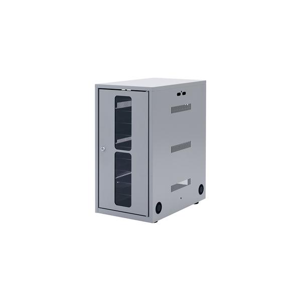 【代引不可】サンワサプライ:タブレット・スレートPC収納保管庫 CAI-CAB7