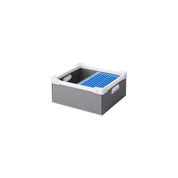 サンワサプライ:プラダン製タブレット収納簡易ケース(10台用) CAI-CABPD43