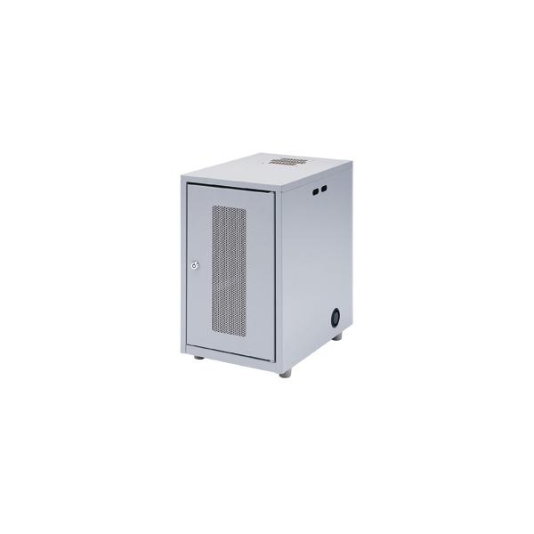 【代引不可】サンワサプライ:NAS、HDD、ネットワーク機器収納ボックス CP-KBOX1