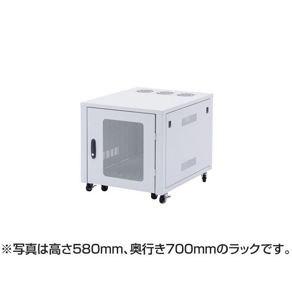 サンワサプライ:置き型用サーバーラック CP-SVBOX2N